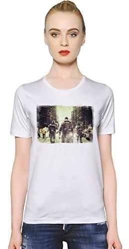 Tom Clancy's The Division Streets T-shirt donna XX-Large