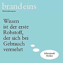 Der Rolli-Unternehmer (brand eins: Denken) Hörbuch von Martin Bernhard Gesprochen von: Anna Doubek, Michael Bideller