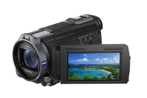 Sony Handycam HDRCX730 Full HD Camcorder - Black (24.1MP, 10x Optical Zoom) 3 inch LCD