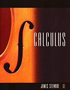 "Cover of ""Calculus (Stewart's Calculus Se..."