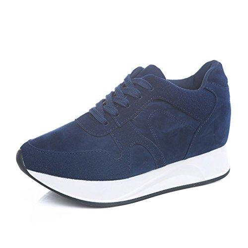 Femmes chaussures de sport basses/Chaussures hautes/Baskets daim/Chaussures Casual student