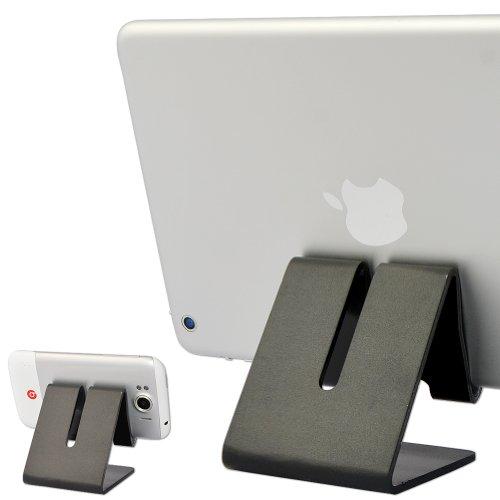 First2savvv black hard Steel stand desktop dock docking station for iPad Air 2 iPad mini 3 Samsung Galaxy Tab PRO 12.2 Galaxy NotePRO 12.2