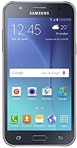 Samsung Galaxy J5 SIM-Free Smartphone Black (Certified Refurbished)