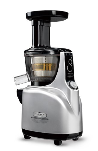 Kuvings Ns-850 Silent Upright Masticating Juicer, Silver