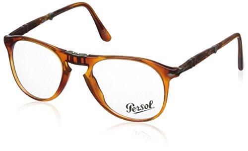 persol-montures-de-lunettes-pour-homme-9714vm-folding-96-terra-di-siena-50mm