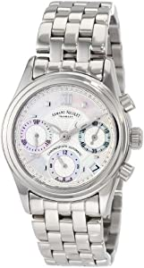Armand Nicolet Women's 9154A-AN-M9150 M03 Classic Automatic Stainless-Steel Watch by Armand Nicolet