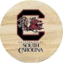 Thirstystone University of South Carolina Gamecocks Coasters Set Of 4