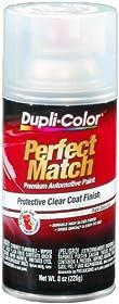 Dupli-Color (BCL0125-6 PK) Clear Exact-Match Automotive Top Coat - 8 oz. Aerosol, (Case of 6)