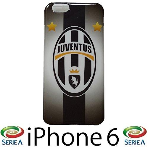 サッカー セリエA 【ユベントス】 iPhone6ケース 4.7インチ ☆液晶保護シート付☆
