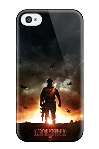Cute High Quality Iphone 4/4S New Battlefield 3 Case