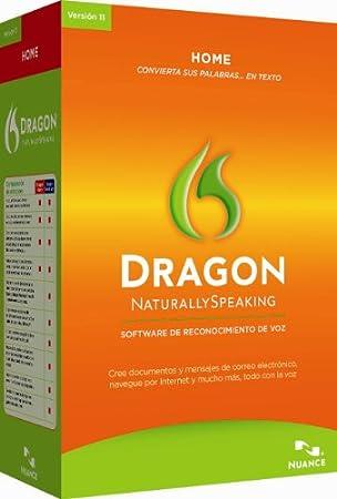 Dragon NaturallySpeaking Home 11 Spanish