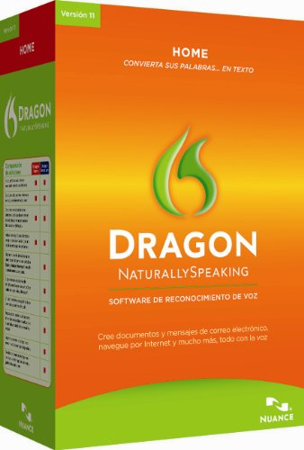 Dragon NaturallySpeaking Home 11 Spanish