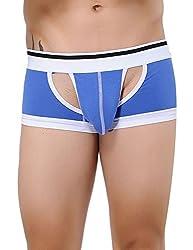 Xuba Men's Cotton Trunk (XB1411206007_Blue_XL)