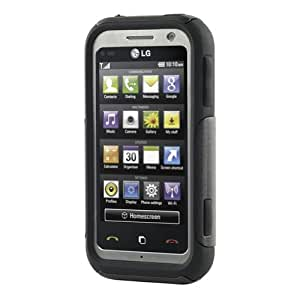 OtterBox Commuter Series Case f/LG KM900 Arena - Black