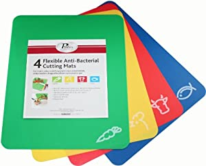 Flexible Cutting Mats (Set of 4) [Set of 3]