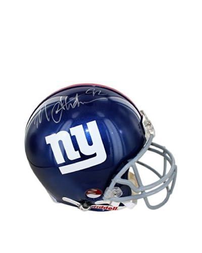 Steiner Sports Memorabilia Michael Strahan Giants Authentic Helmet