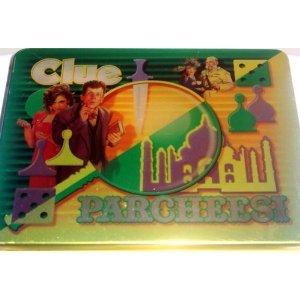 Clue/Parcheesi