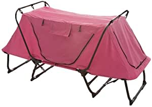 Kamp-Rite KPR002 Kid's Fun Cot, Hot Pink