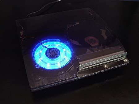 PS3 + XBOX 360 + PC CUSTOM COMBO Console Super Case Mod