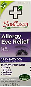 Similasan Allergy Eye Relief Eye Drops, .33 Ounce