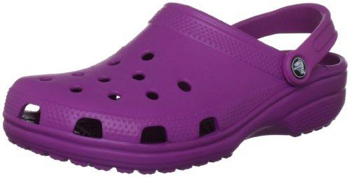 crocs-classic-zuecos-unisex-morado-viola-volt-green-36-37-eu