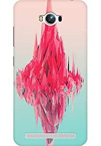 AMEZ designer printed 3d premium high quality back case cover for Asus Zenfone Max ZC550KL (abstract art)