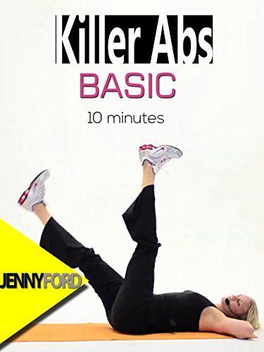 Killer Abs and Core with Jenny Ford