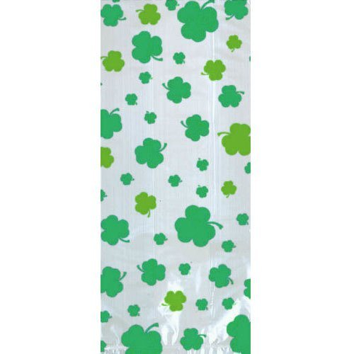 St. Patrick's Day Treat Bags 20ct Clovers