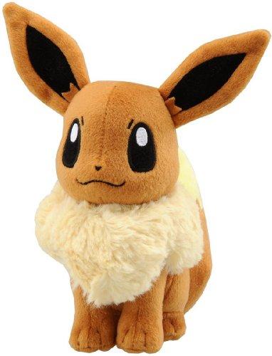 2013-Pokemon-Eevee-Plush-Doll-Anime-Cosplay-12-inches-30cm-Yao-Design