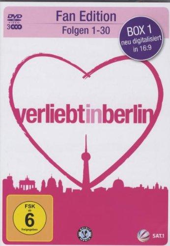 Verliebt in Berlin - Folgen 1-30 (Fan Edition, 3 Discs)
