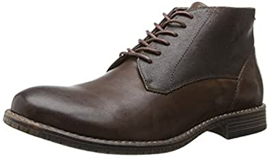 Steve Madden Men's Garisonn Chukka Boot,Brown,7.5 M US