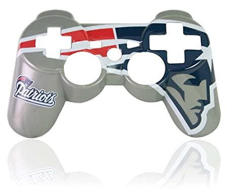 PS3 Official NFL New England Patriots Controller Faceplate
