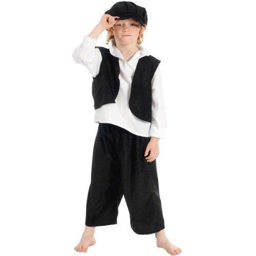 Bert  (Child Chimney Sweep Costume)