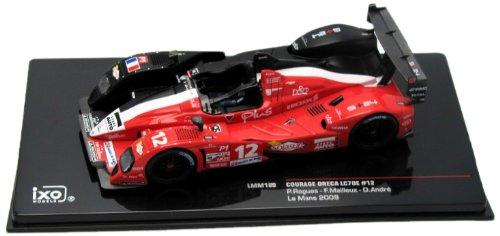 Courage-Oreca LC70E - Le Mans 2009 - #12 1:43 Scale Diecast Model
