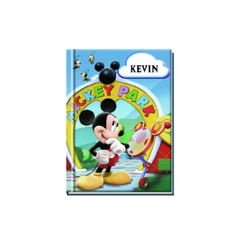 Disney Mickey Journal