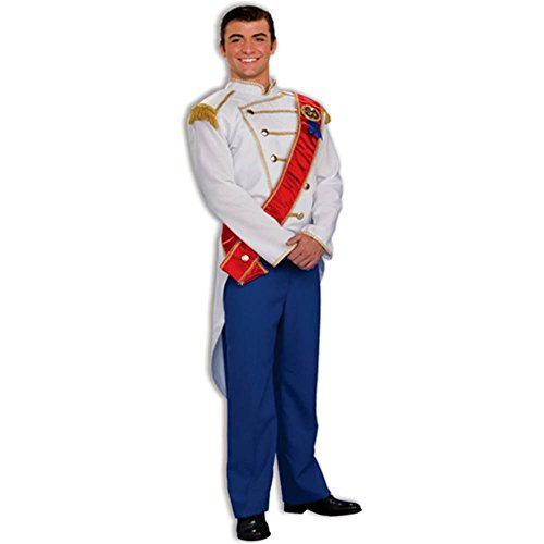 Fairy Tale Prince Charming Adult Costume - Standard