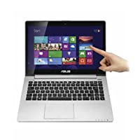 Asus S400CA-CA028H Intel Chief River i7-3517M 1.9G 4M 4GB DDR3 500GB HDD 14 Inch Touch Ultrabook with Windows...