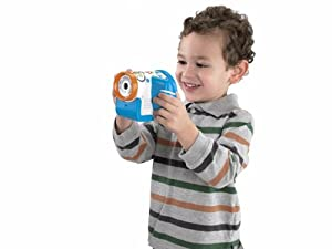 Fisher-Price Kid-Tough Video Camera - Blue
