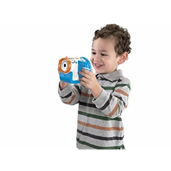 Movie directors are getting younger all the time - with help from the Kid Tough Video Camera. It's designed so little hands can hold it steady and access all the buttons. And since no one likes to wait, they can replay video instantly on the camera. ...