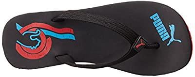 Puma Men's Wave II DP Rubber Flip-Flops and House Slippers