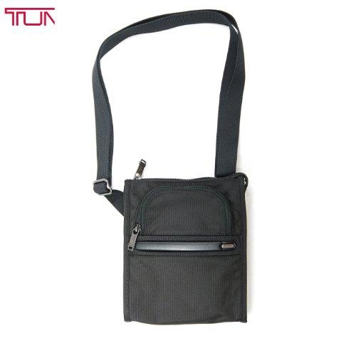 (トゥミ)TUMI G4.4 ポケットバッグ・スモール ブラック 22110D4 並行輸入品