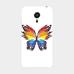 Back cover for Lenovo Zuk Z1 Abstract Butterfly
