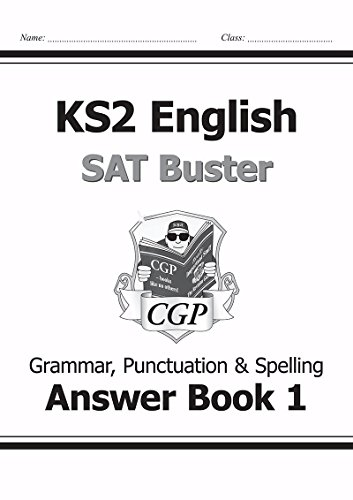 KS2 English SAT Buster - Grammar, Punctuation and Spelling A (Answer Book)