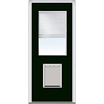 National Door Company Z008923R Steel Prehung In Swing