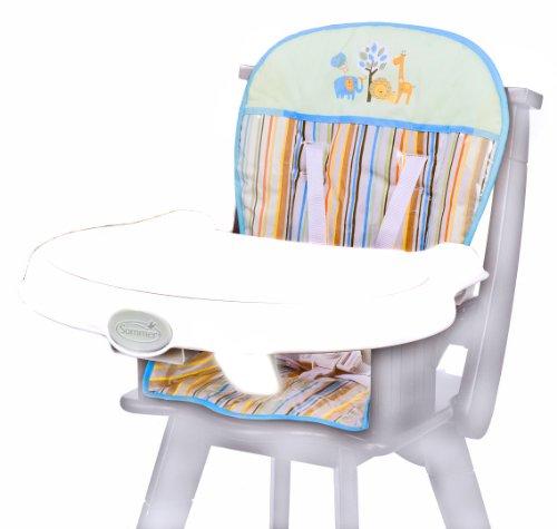 Summer Infant Carters High Chair Insert Safari Stripe