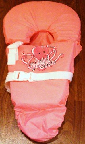 Pink Fuzion X Watersports Baby Safe Life Jacket