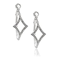 SD collection Drooling Diamond Earrings