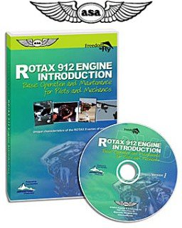 Asa Rotax 912 Engine Introduction from ASA