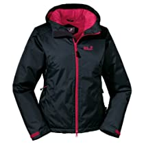 JACK WOLFSKIN Chilly Morning Ladies Jacket, Navy, M