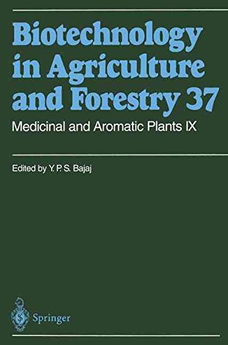 medicinal-and-aromatic-plants-v-9-by-author-professor-dr-y-p-s-bajaj-published-on-july-1996